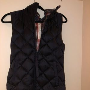 Navy Blue Lululemon Winter Vest